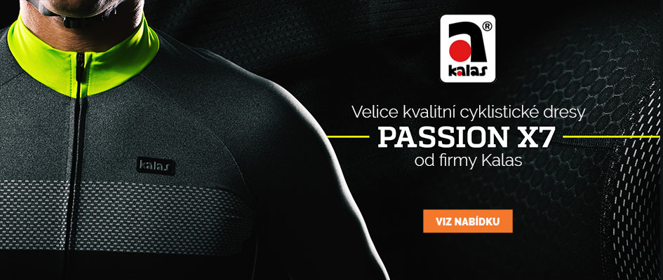 Cyklistické dresy PASSION X7
