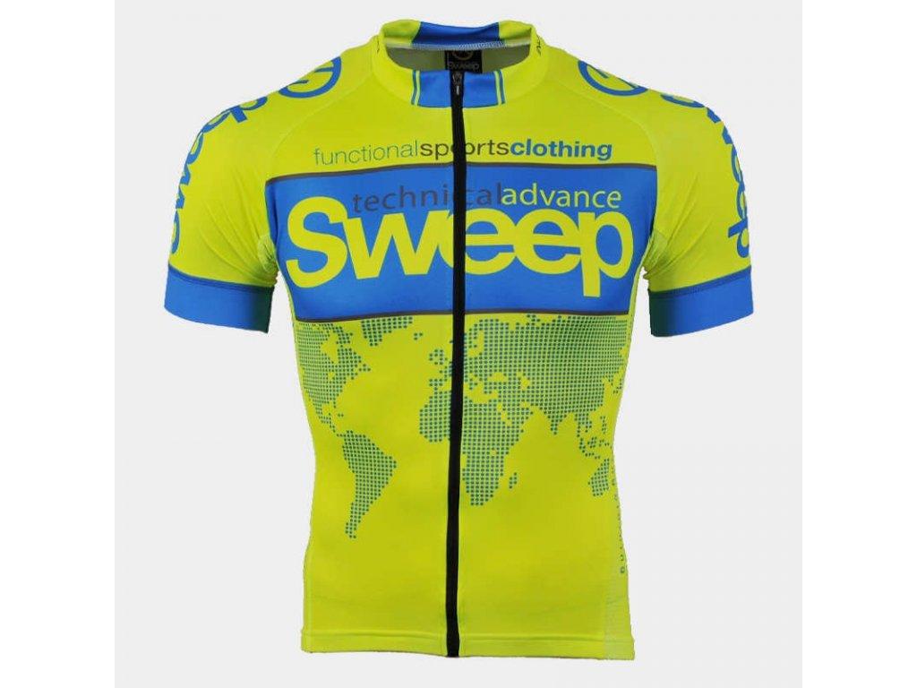 cyklo d026a yellow fluo blue a
