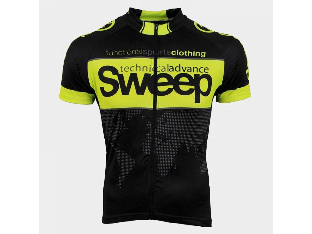 cyklo d031 black yellow fluo a