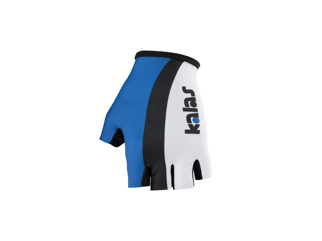 cyklisticke rukavice kalas x6 modre