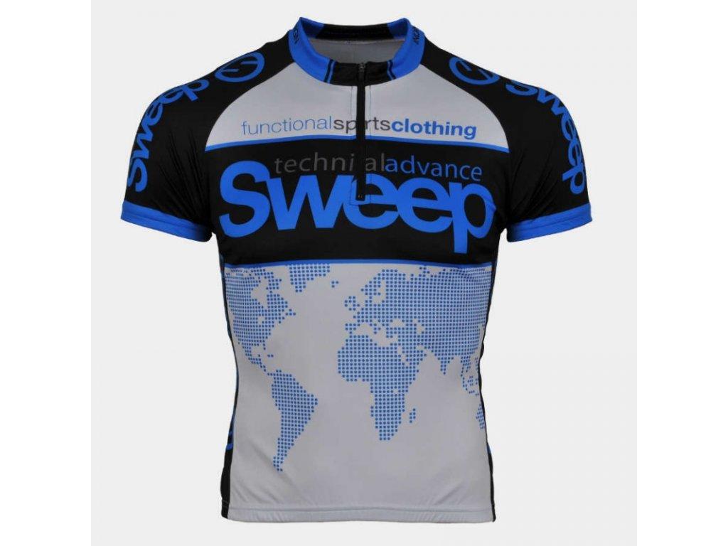 cyklo d014 white blue