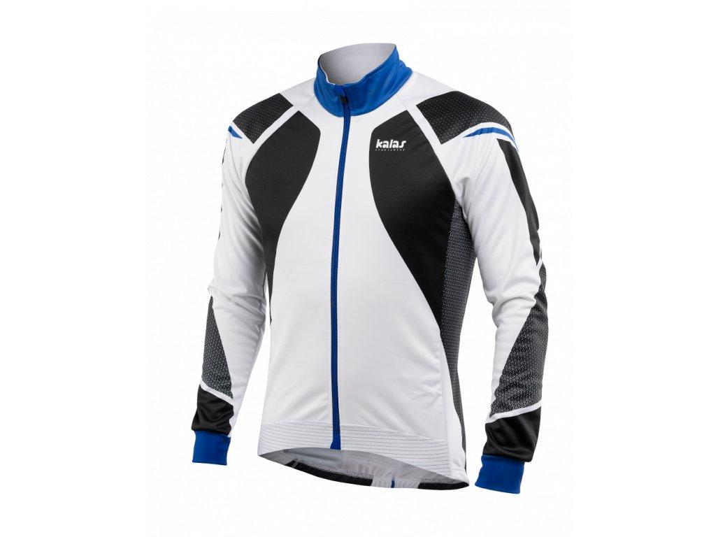 Cyklistická Zimní bunda TITAN X8   modrá