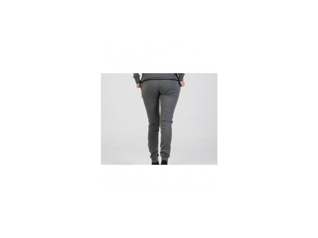 9214faa9b50f ... šedé · Dámské funkční kalhoty Rogelli TRAINING s volnějším střihem