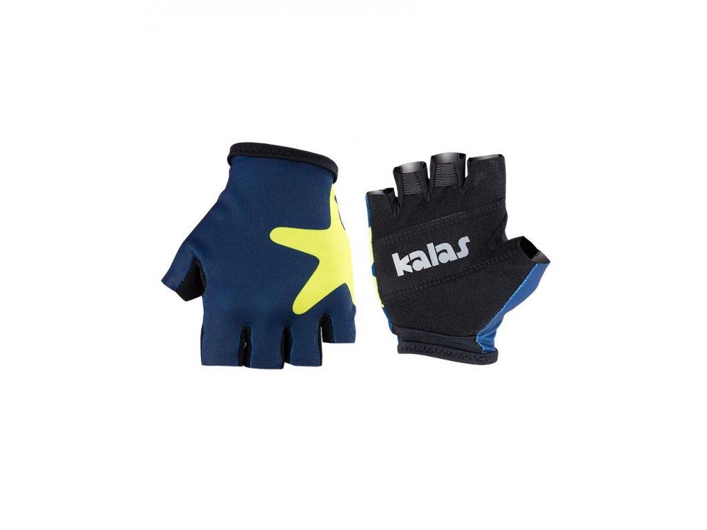 Letní rukavice PIRATES   modré   JUNIOR
