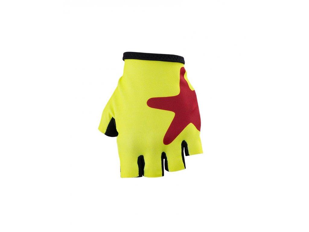 Letní rukavice PIRATES | neon | JUNIOR