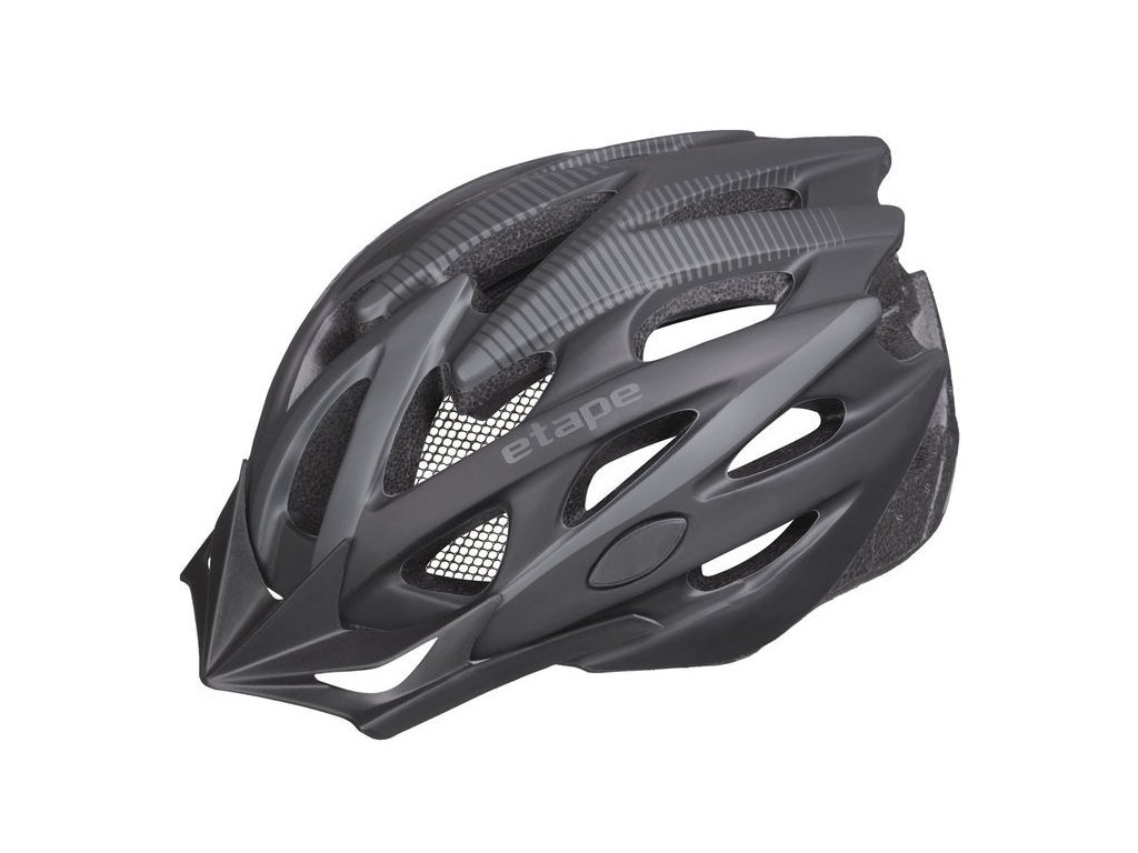 Helma na kolo Etape Biker, černá/titan mat