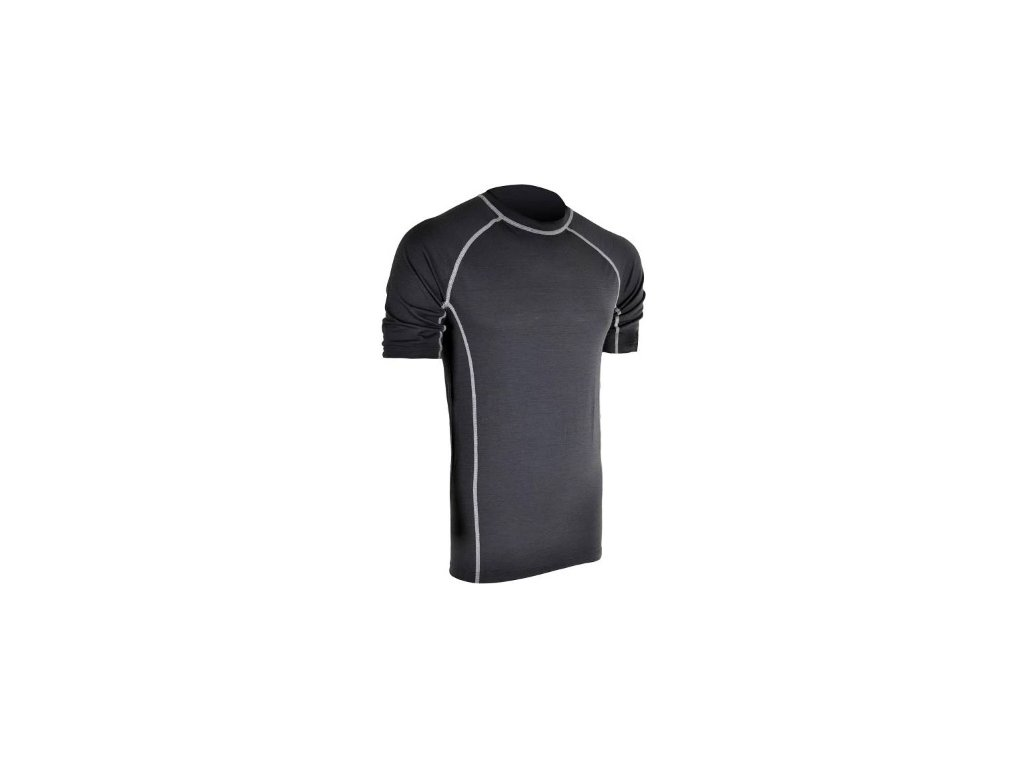 Silvini pánské triko funkční SOANA MT828, charcoal