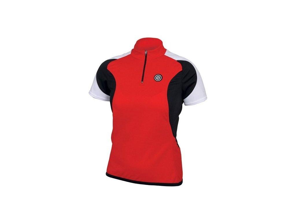 dámský dres Etape DONNA červená výprodej