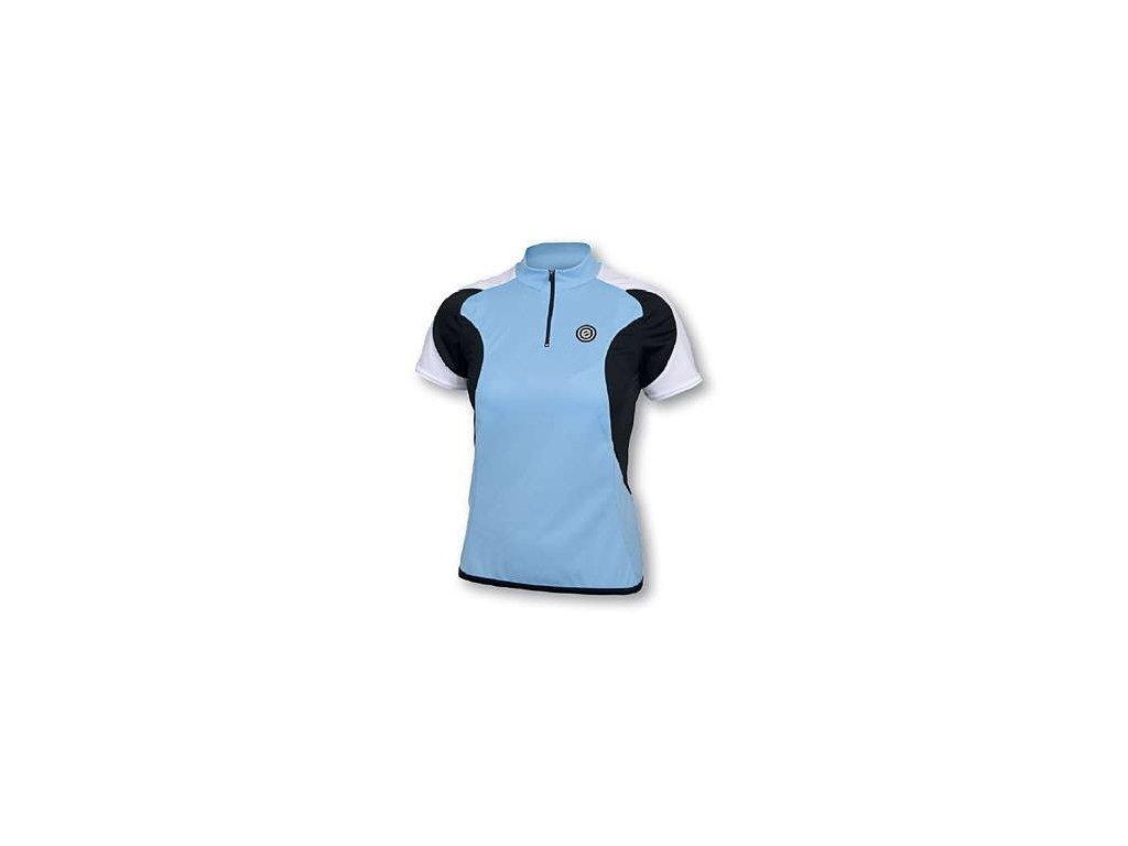 dámský dres Etape DONNA modrá doprodej