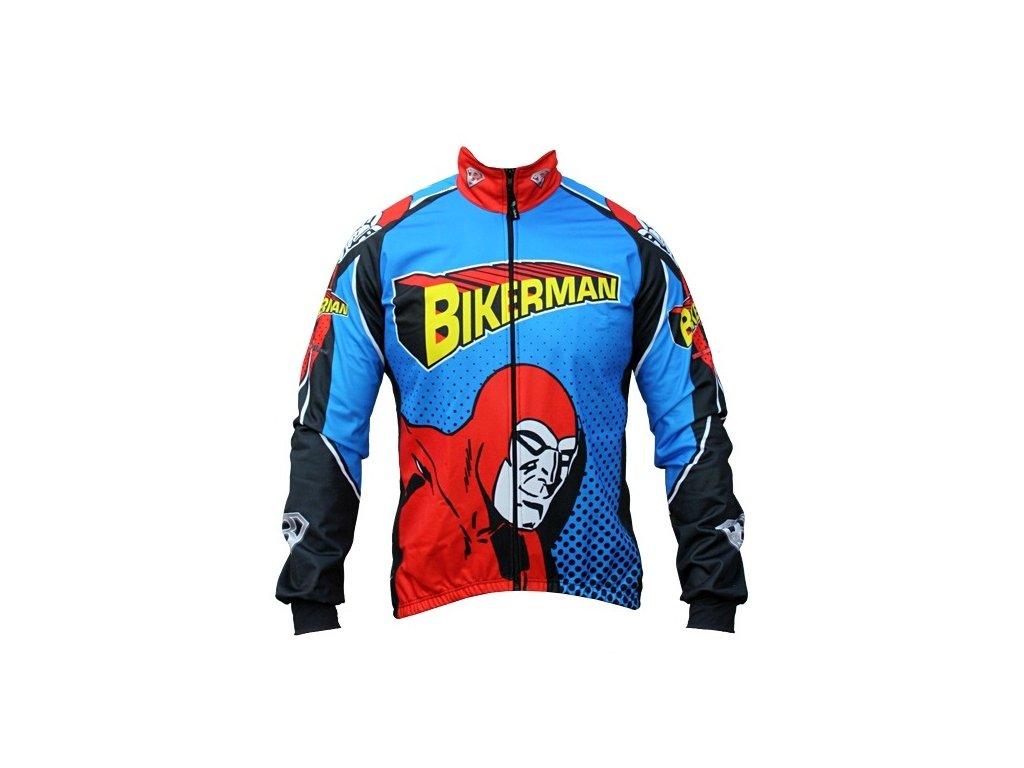 Zimní bunda Wear Gear Bikerman Zero Wind jacket
