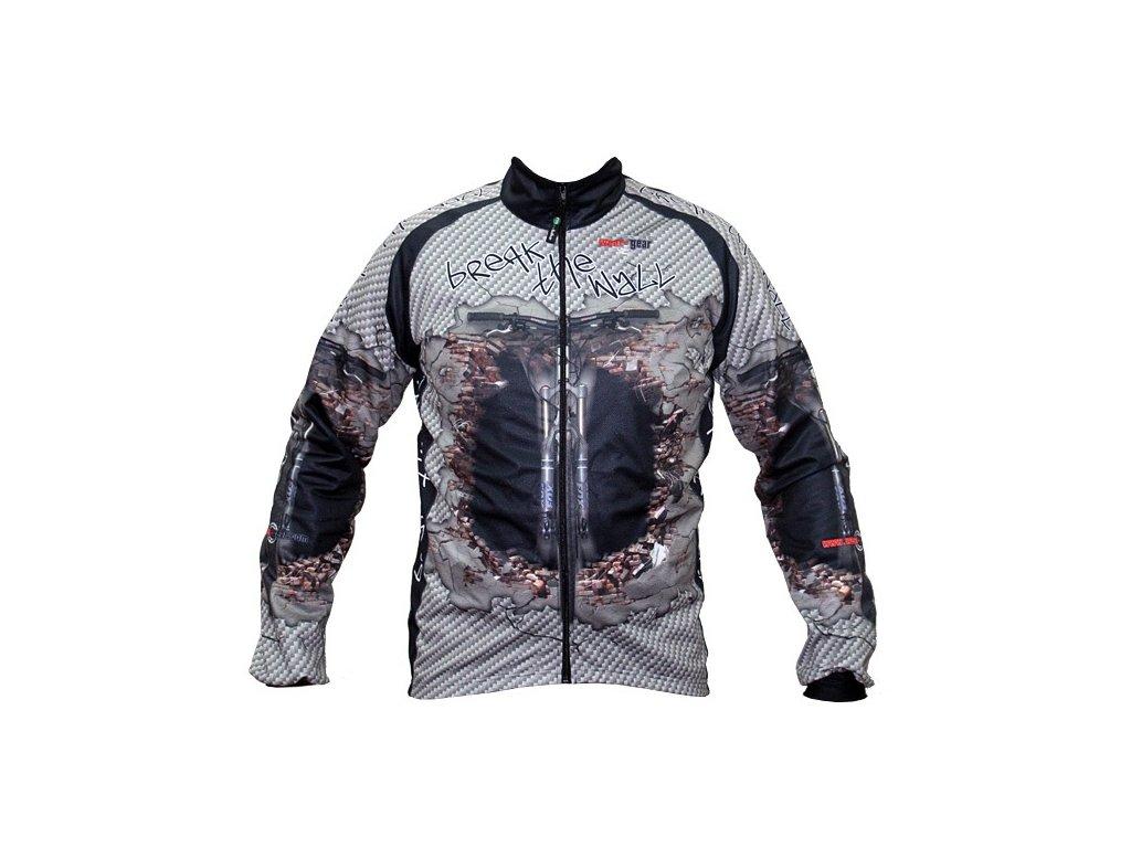 Zimní bunda Wear Gear Break The Wall Zero Wind jacket