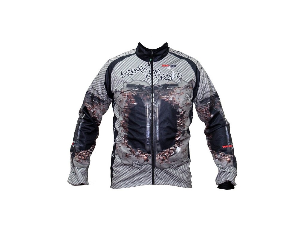 Zimní bunda Wear Gear Break The Wall Zero Wind jacket