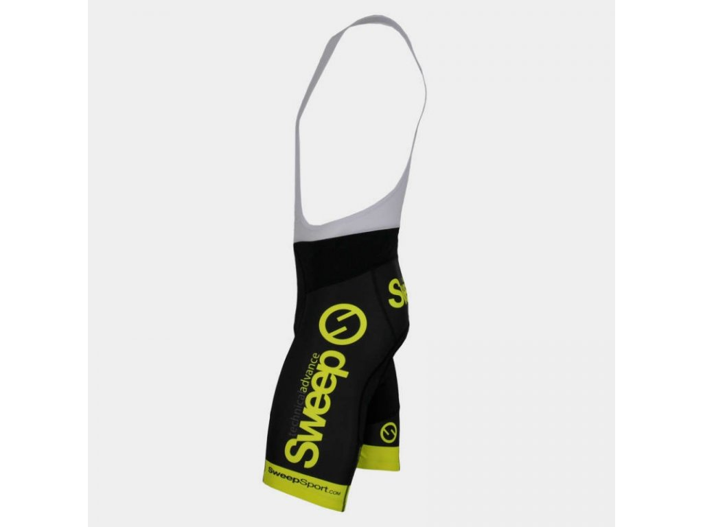 cyklo k009a black yellow fluo