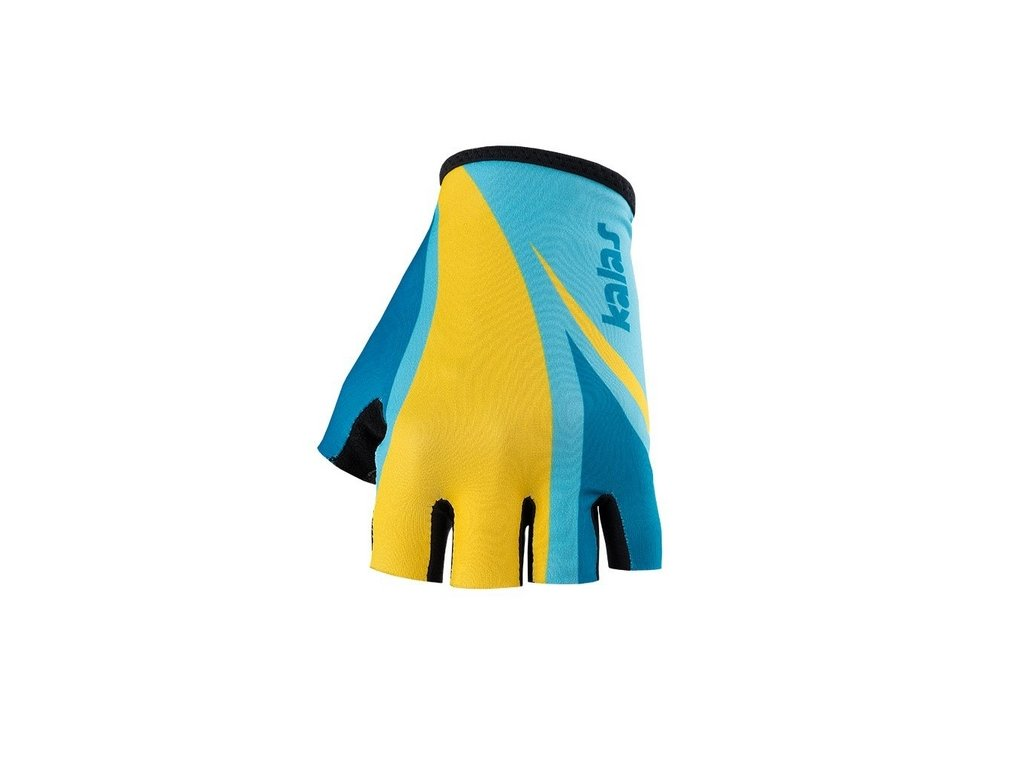 LADY Rukavice krátké TITAN X4 | aqua