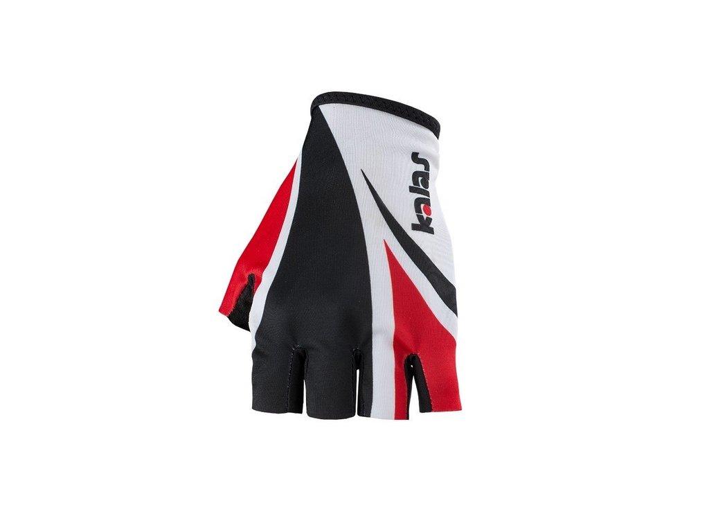 LADY Rukavice krátké TITAN X4 | červené