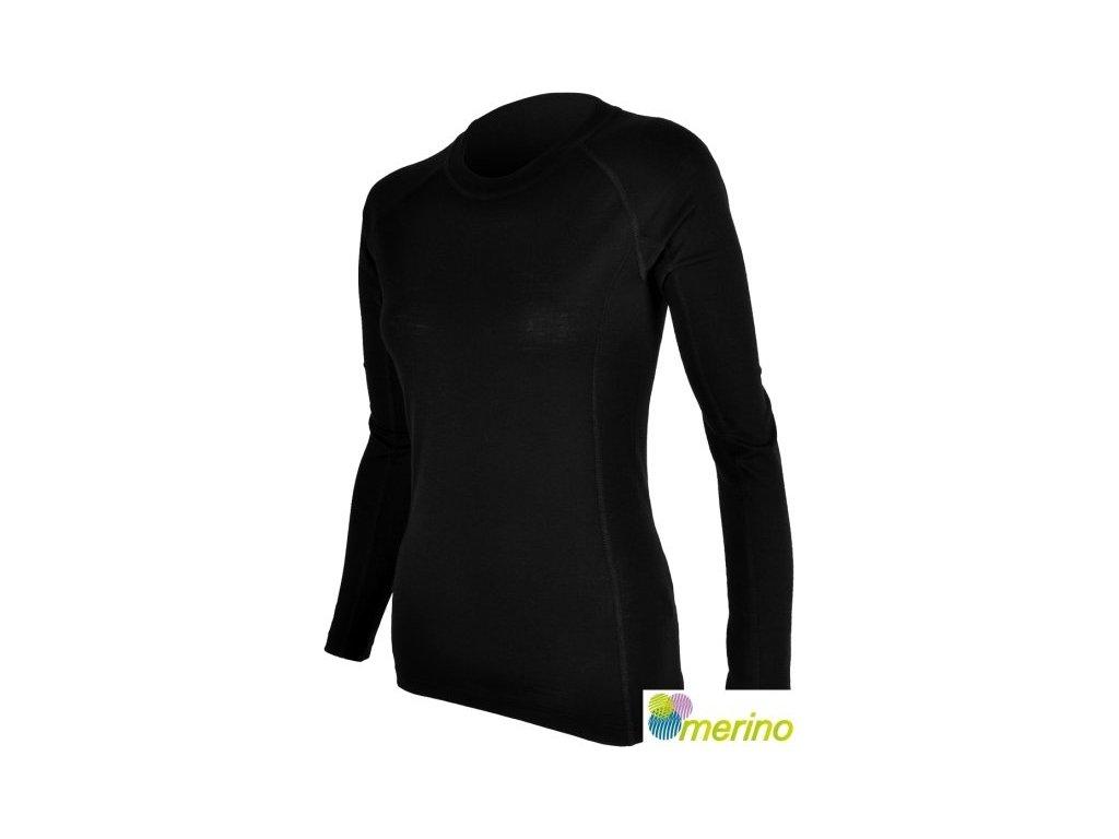 SILVINI dámské funkční triko LANA WT566 black