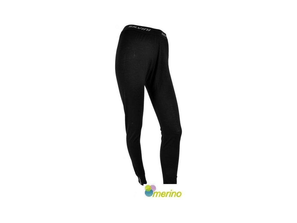 SILVINI dámské funkční kalhoty LANA WP568 black