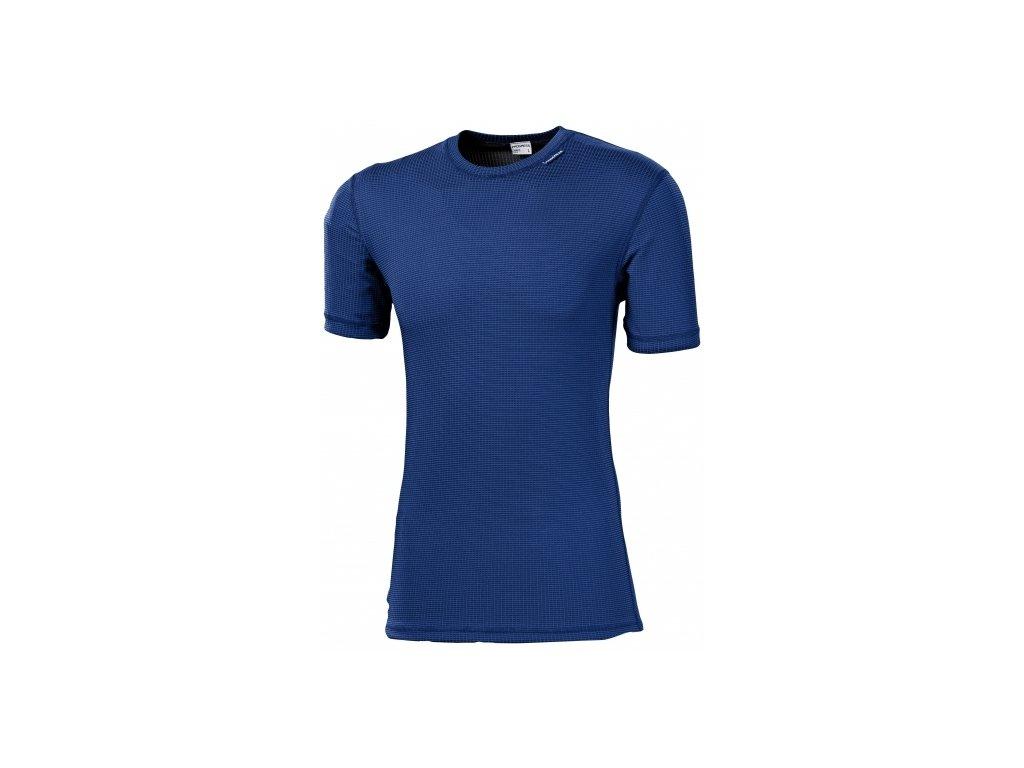 Progress MS NKR pánské funkční tričko s krátkým rukávem modrá