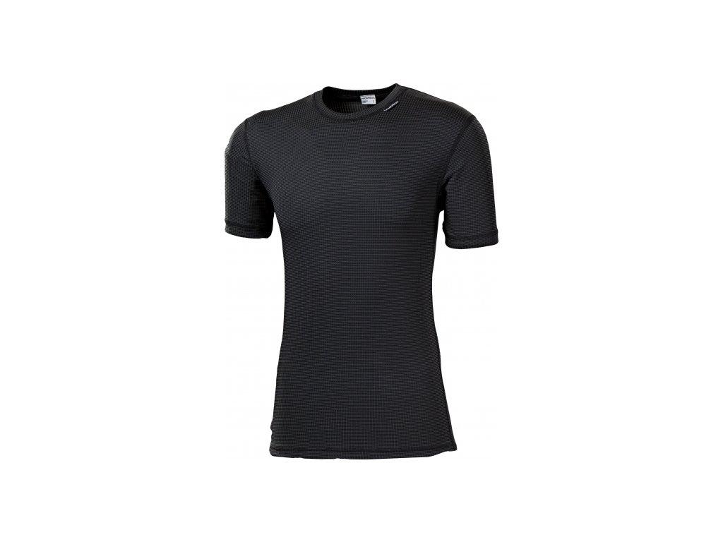 Progress MS NKR pánské funkční tričko s krátkým rukávem černá