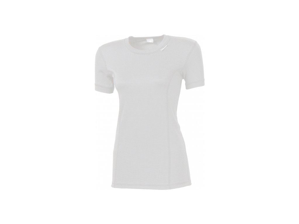 Progress MS NKRZ dámské funkční tričko krátký rukáv bílá