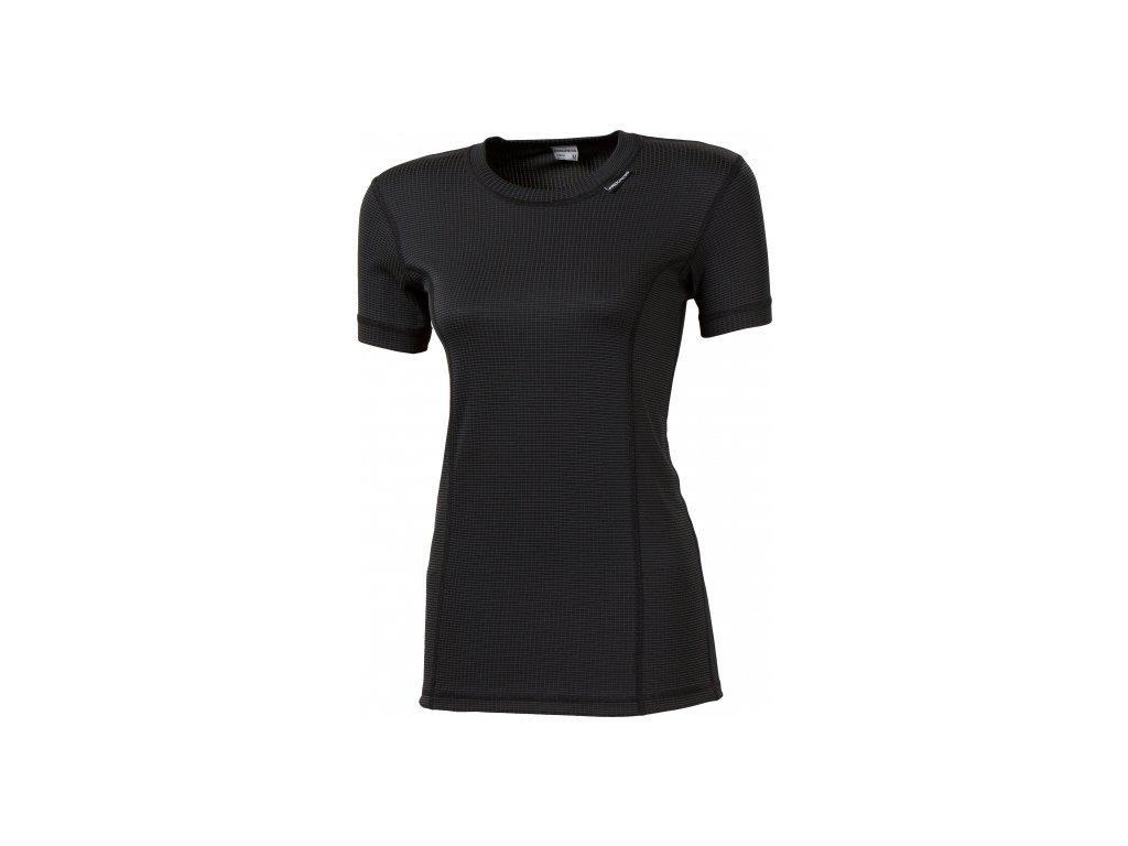 Progress MS NKRZ dámské funkční tričko krátký rukáv černá