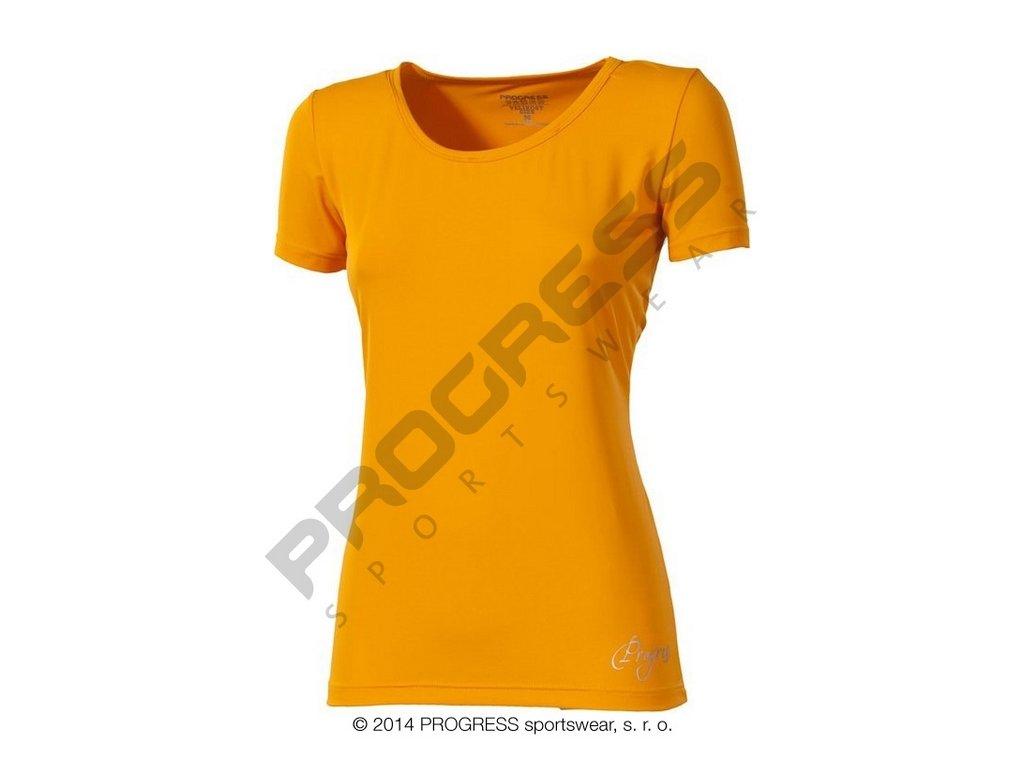 PROGRESS VIDALA dámské tričko oranžová
