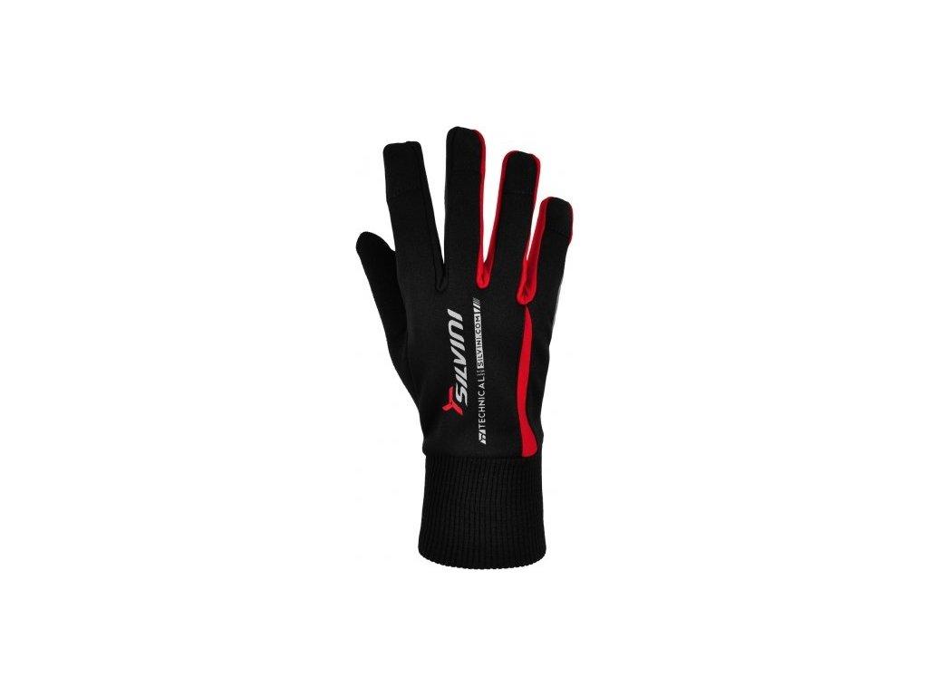 SILVINI pánské rukavice TRELCA UA521M red