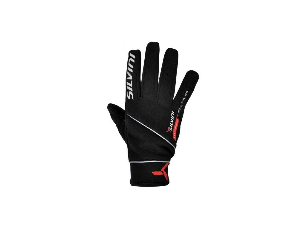 SILVINI rukavice dámské MONTASIO UA442W black