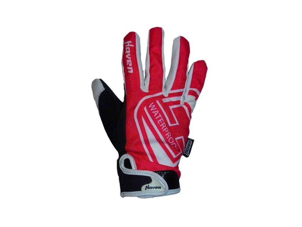 1 rukavice neo pink