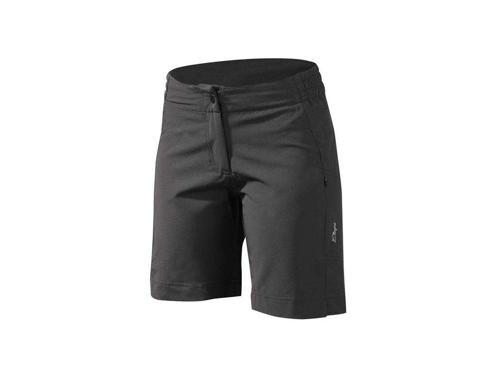 Etape - dámské volné kalhoty Cat, černá