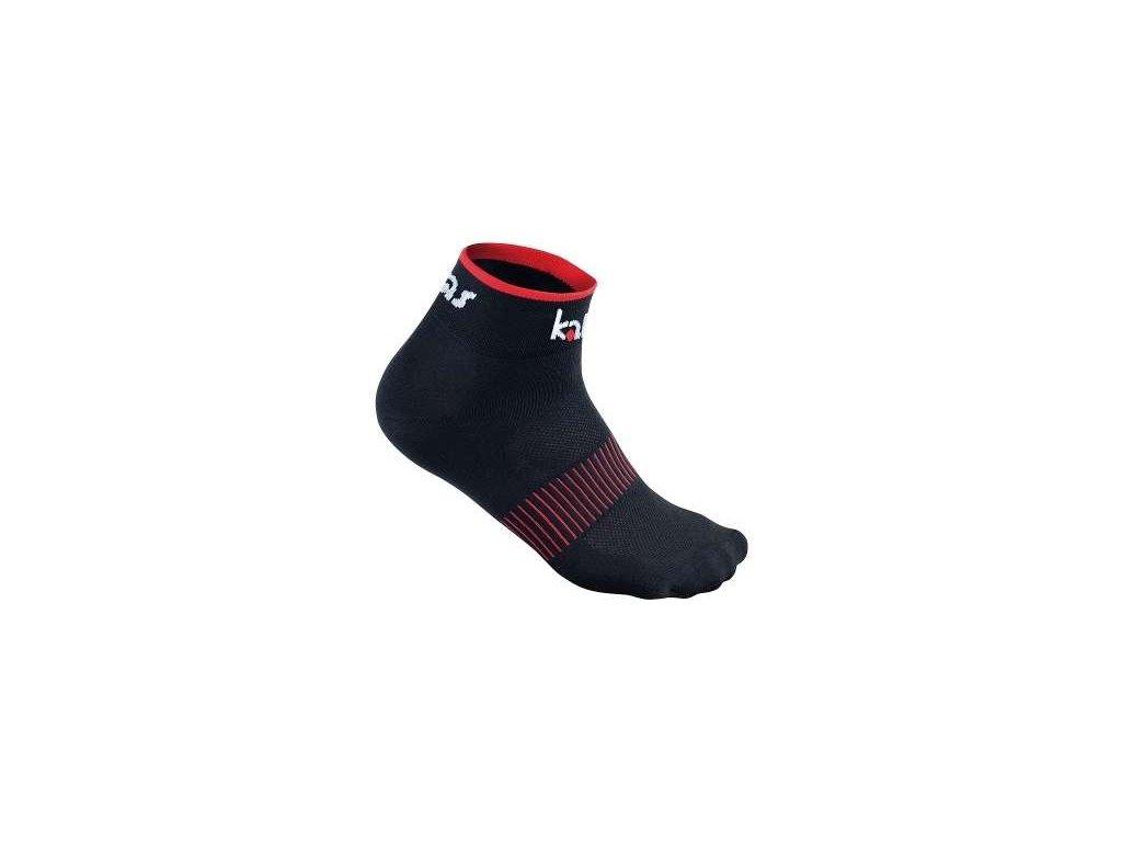 Kalas Cyklistické ponožky RACE X4   černé