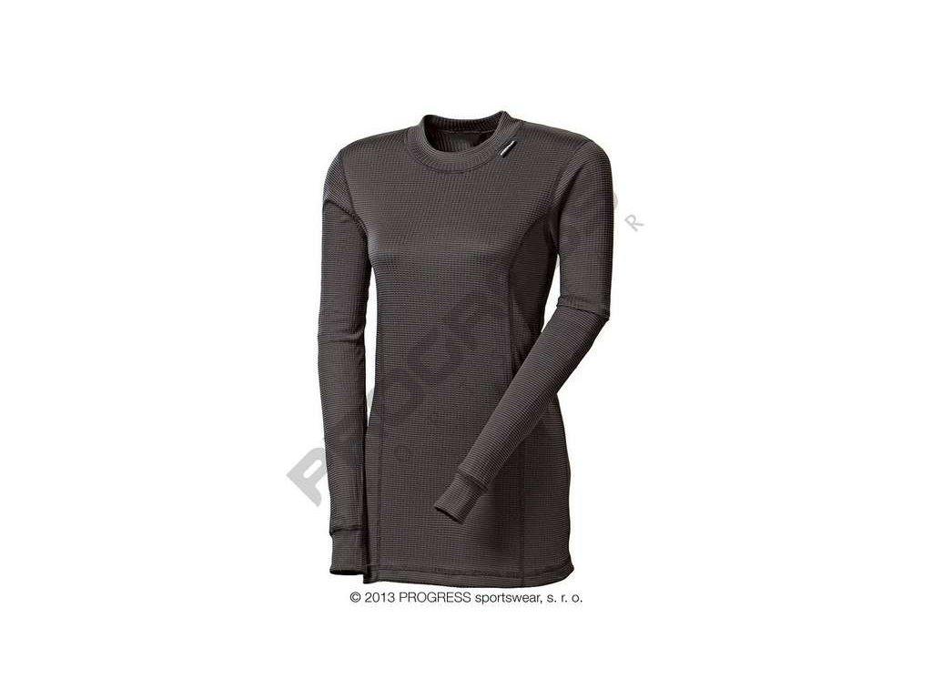 PROGRESS MS NDRZ dámský dlouhý rukáv černá