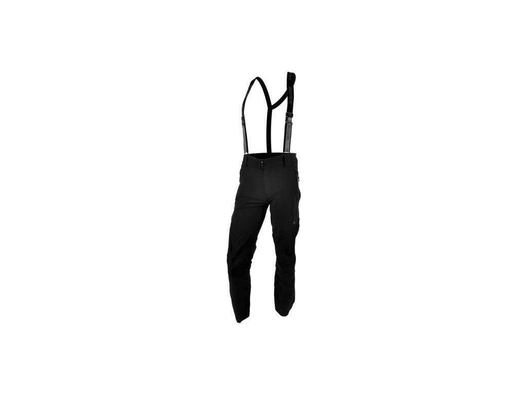 SILVINI softshell pánské kalhoty MOTTARONE MP438 black