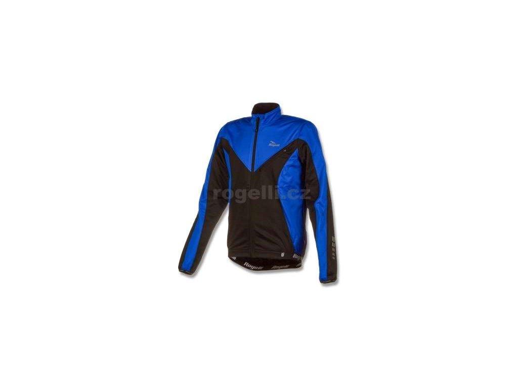 Softshellová bunda Rogelli TRAPANI, modrá