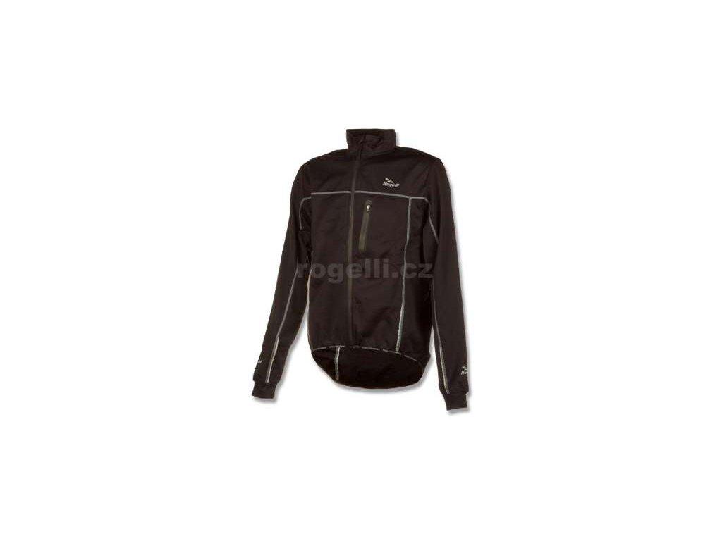 Softshellová bunda Rogelli RAVELLO, černá