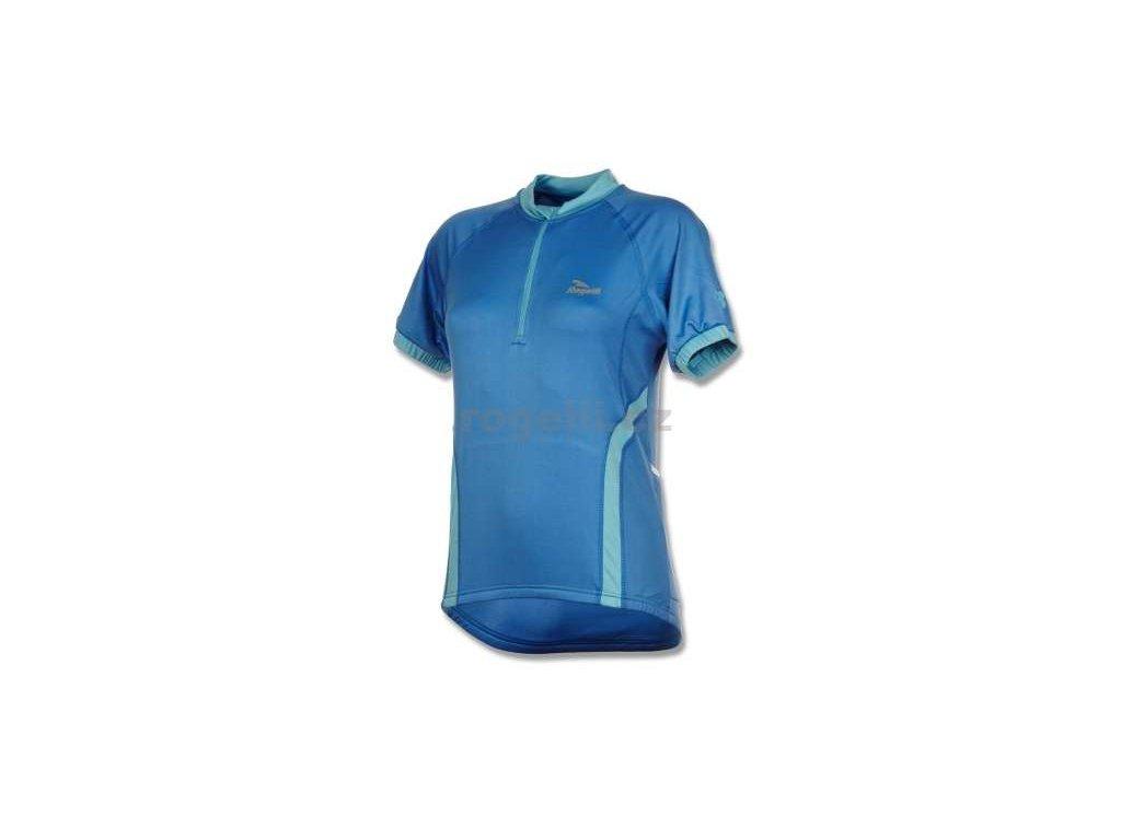 Dámský cyklodres Rogelli CANDY, tmavě modrý