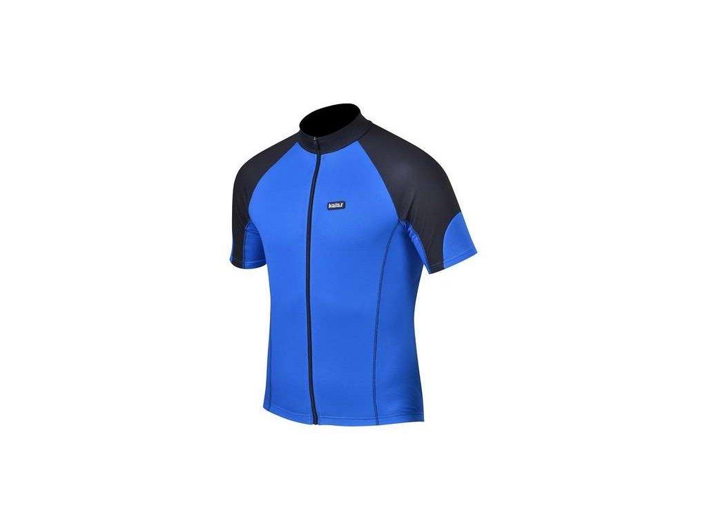 Cyklo dres KALAS BASIC modrý