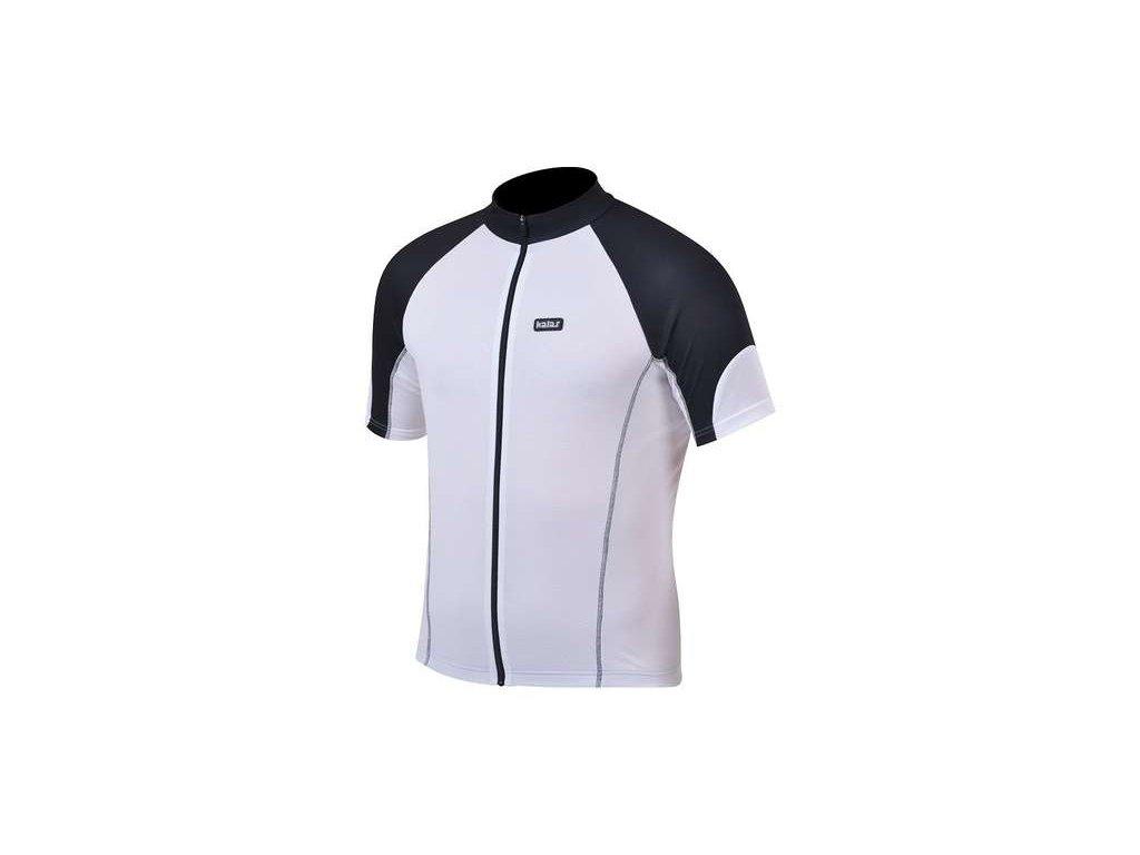 Cyklo dres KALAS BASIC bílý
