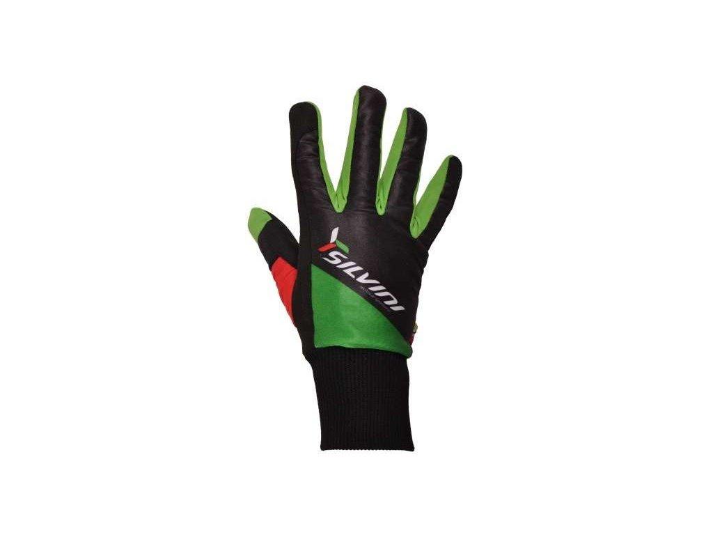 SILVINI rukavice SCUDO UA409 black