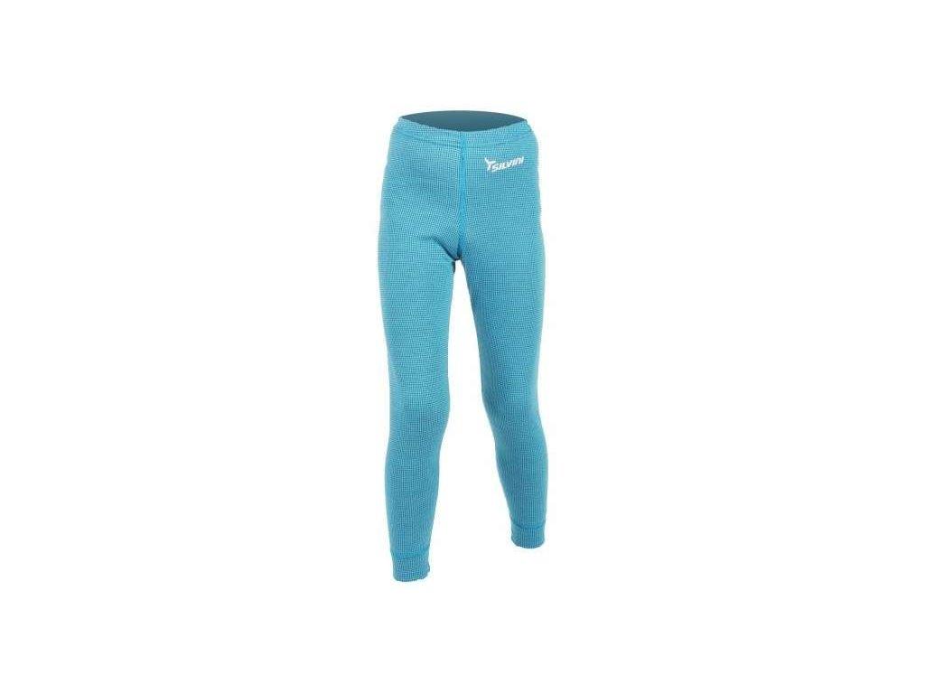 SILVINI dětské funkční kalhoty dlouhé PRIMO CP277 blue