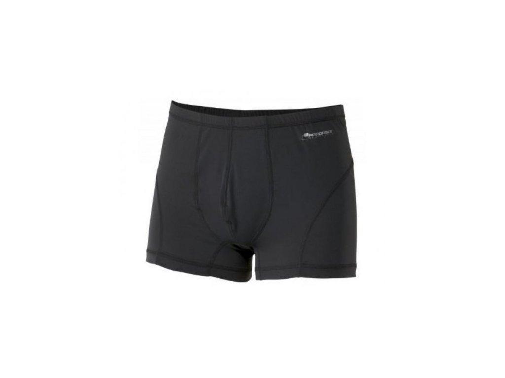 Progress DEMON pánské boxerky černá