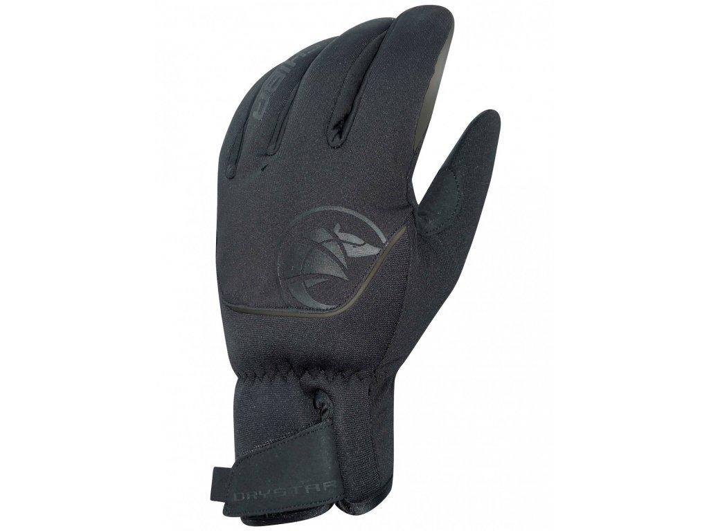 DRY STAR PLUS -10°C - +10°C - nepromokavé zimní sportovní rukavice, černé