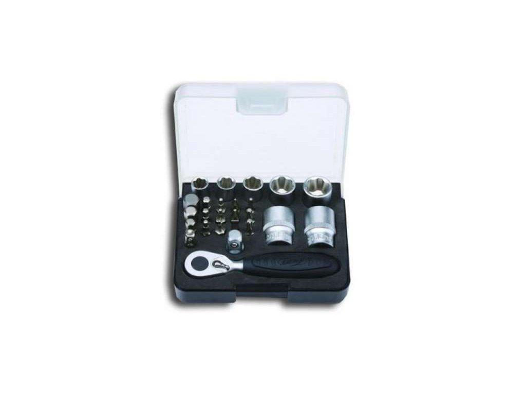 klíče - kufřík s nářadím BBB SocketFix