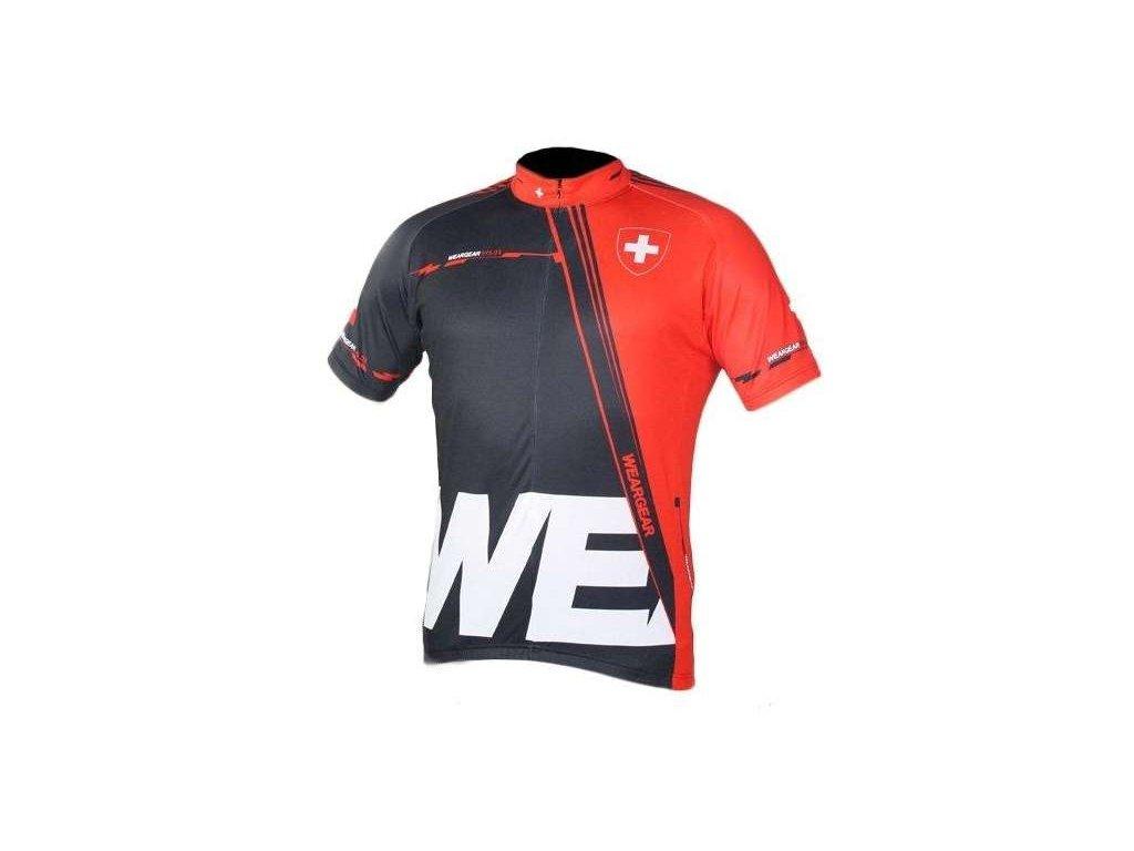 cyklistický dres Wear Gear SYS 03