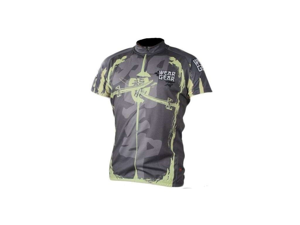 cyklistický dres Wear Gear Samurai Ride