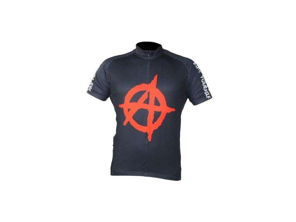 cyklistický dres Wear Gear Bike Yourself