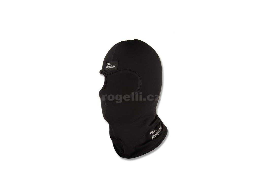 Sportovní kukla Rogelli BALACLAVA, černá