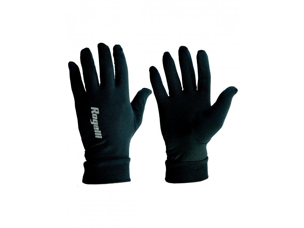 extra slabe sportovni rukavice rogelli oakland cerne original