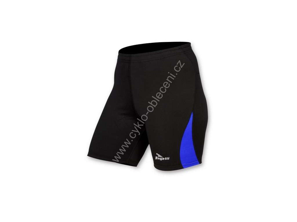 ROGELLI dámské běžecké kraťasy AMES krátké - modré