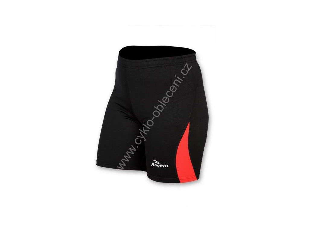 ROGELLI dámské běžecké kraťasy AMES krátké - červené